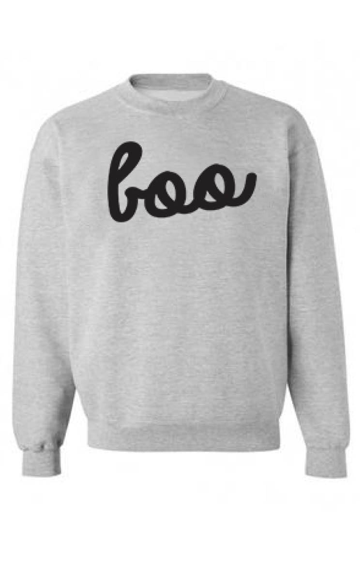 Kid's Boo Sweatshirt