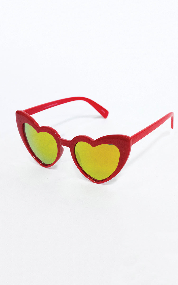 "Bold ""Love Me"" Sunglasses"