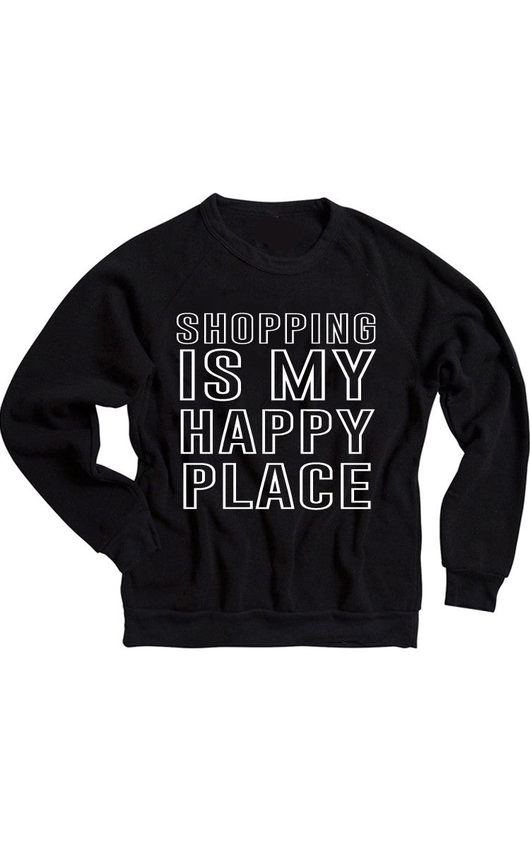 Shopping Sweatshirt