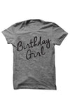 Birthday Girl Kids Tee