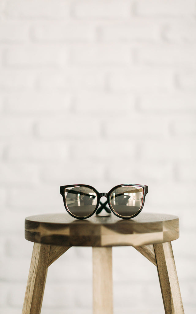 Brown Lex Sunglasses