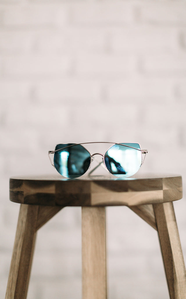 Blue Wren Sunglasses