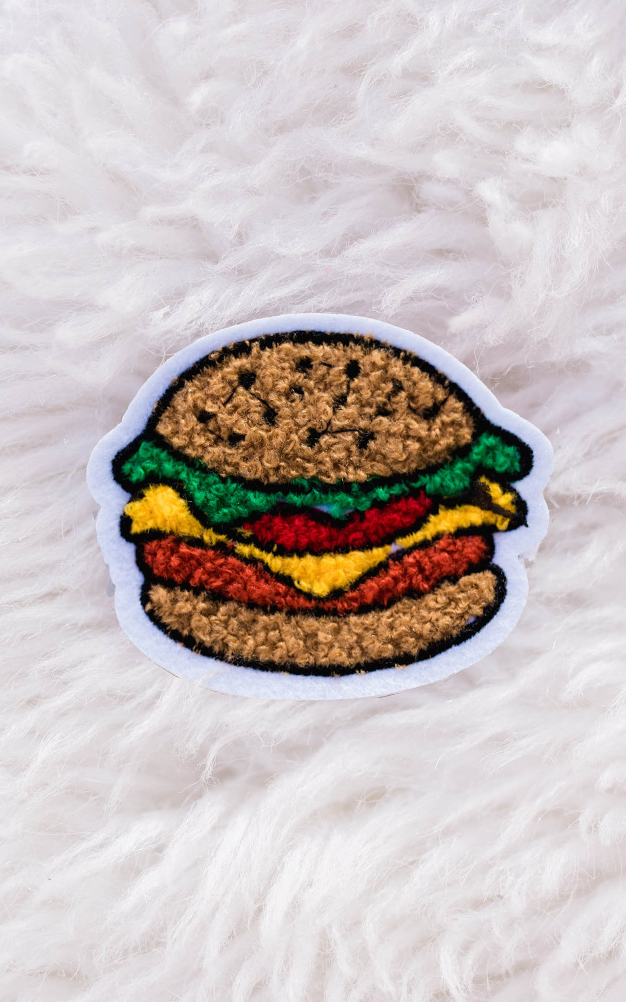 Hamburger Pin