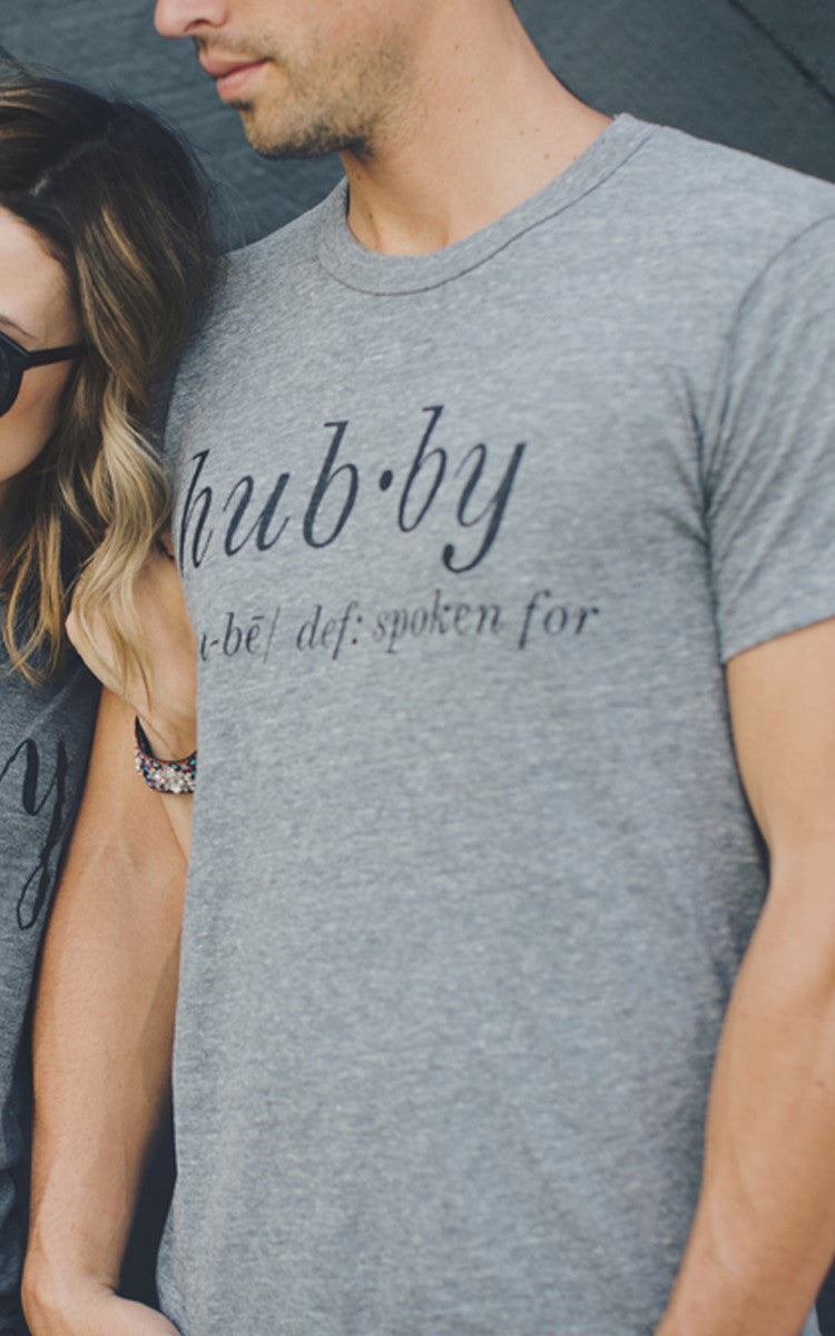 Hubby Tee: Perfect Match