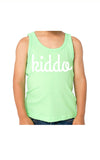 Kiddo Tank - Neon Green