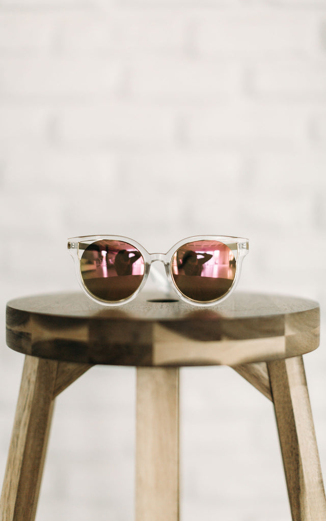 Pink Lex Sunglasses