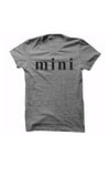 Mini Gray Tee - Kids