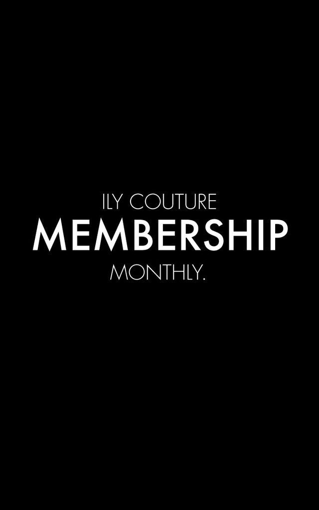 Membership - Month to Month