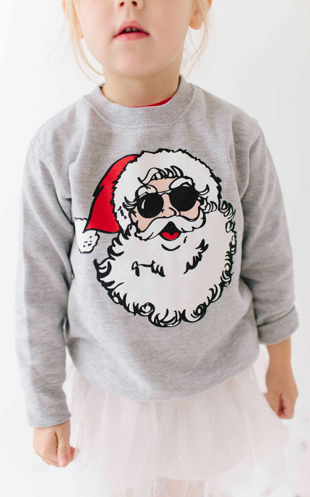 Kids Santa Sweatshirt