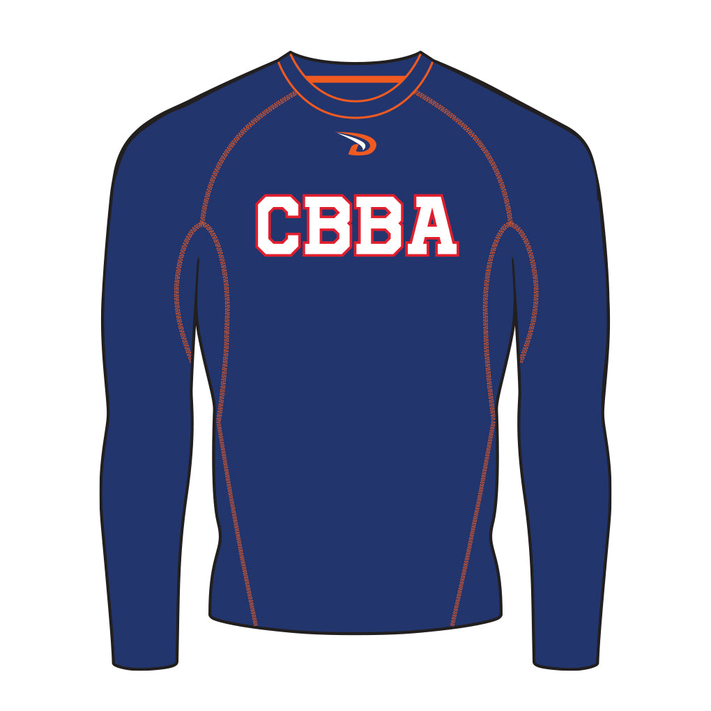 CBBA Long Compression Shirt