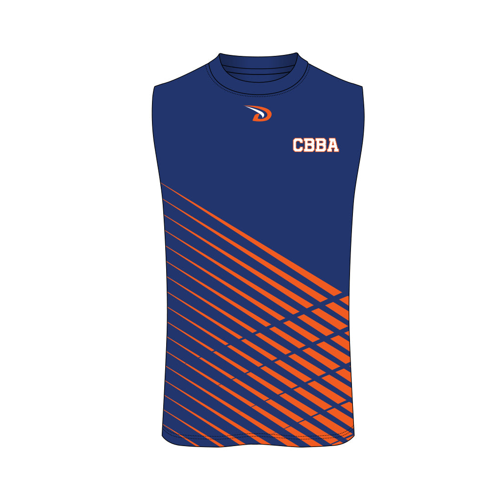CBBA Sleeveless Compression Shirt