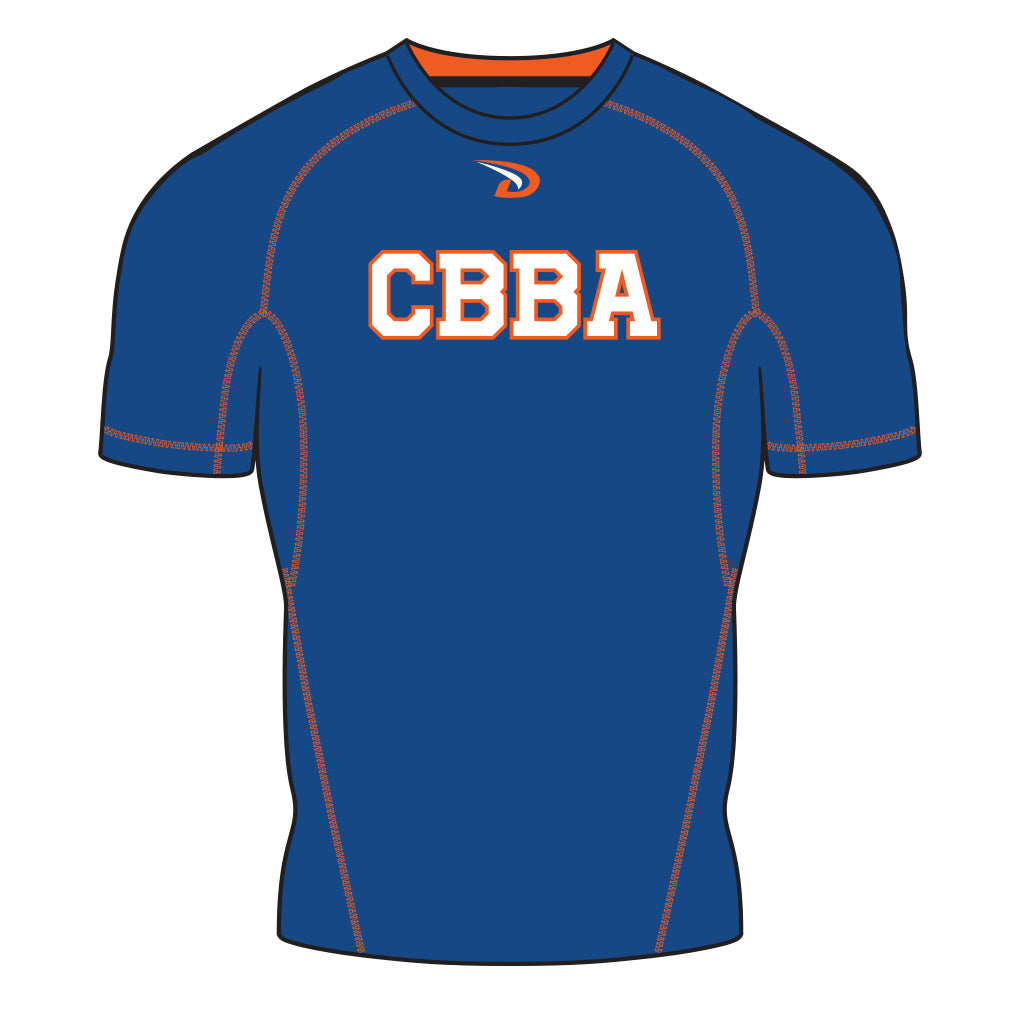 CBBA Short Compression Shirt