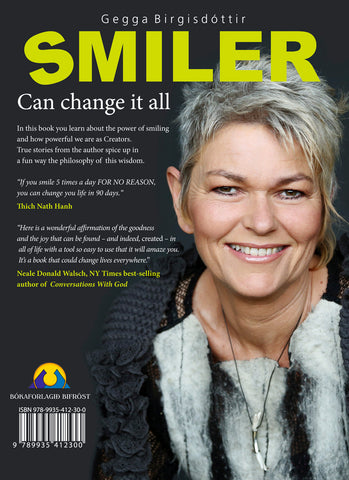SMILER Book - SMILER Can Change It All