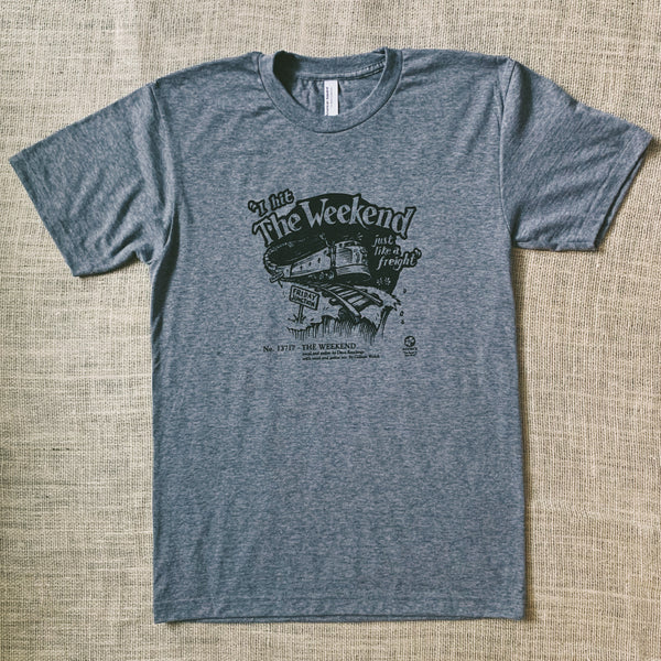 Grey The Weekend Tee