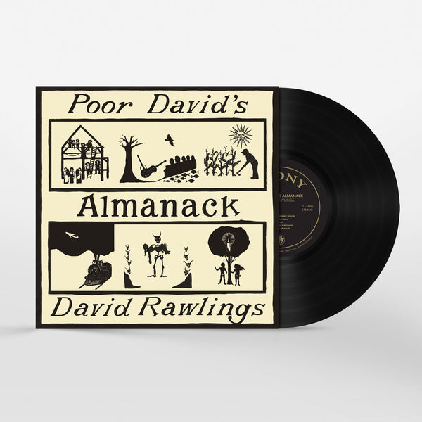 Poor David's Almanack LP - PREORDER
