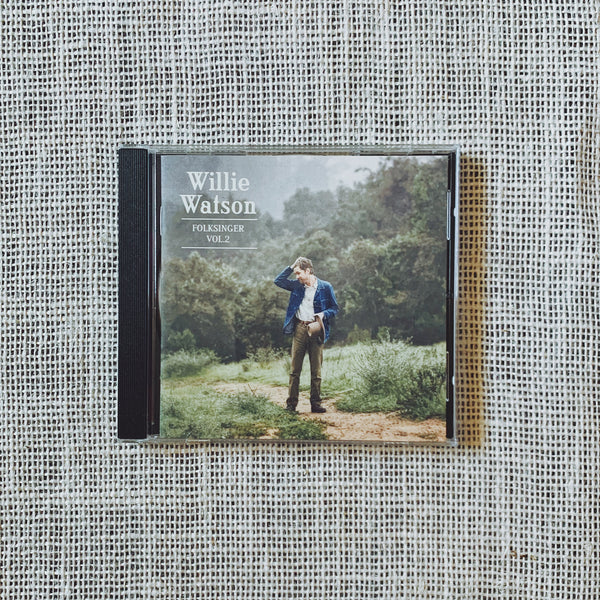 Folksinger Vol. 2 CD