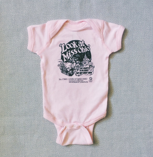 Miss Ohio Baby Onesie
