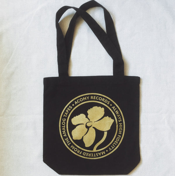 Acony Records LP Tote Bag
