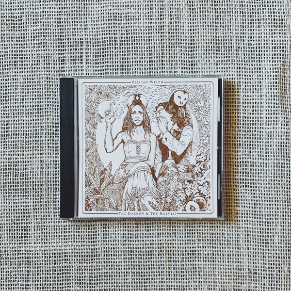 The Harrow & The Harvest CD