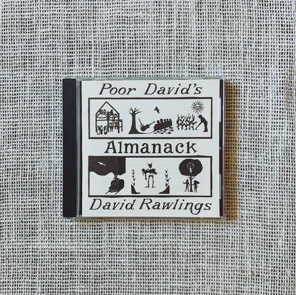 Poor David's Almanack CD
