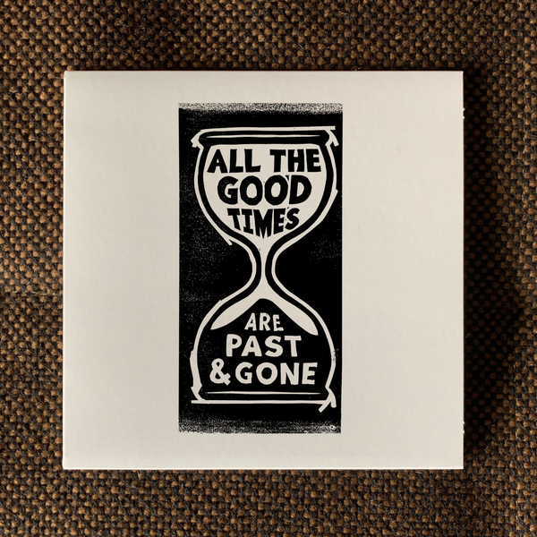 ALL THE GOOD TIMES CD Preorder