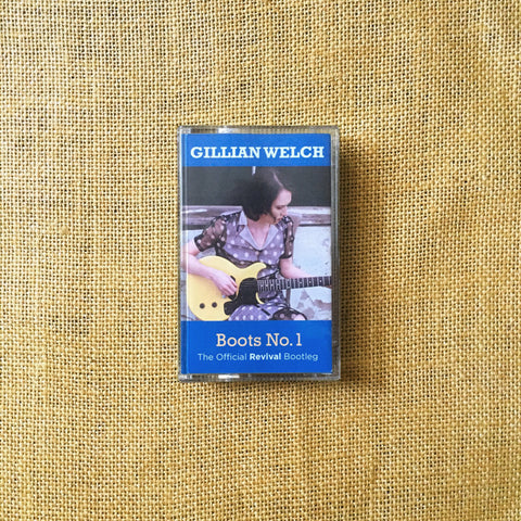 Boots No. 1: The Official Revival Bootleg Cassette