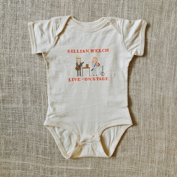 Cross Stitch Onesie