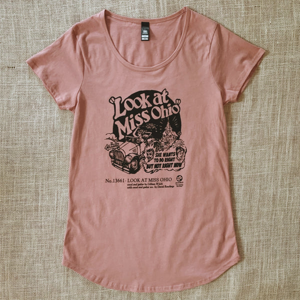 Whiskey Rose Ladies Miss Ohio T