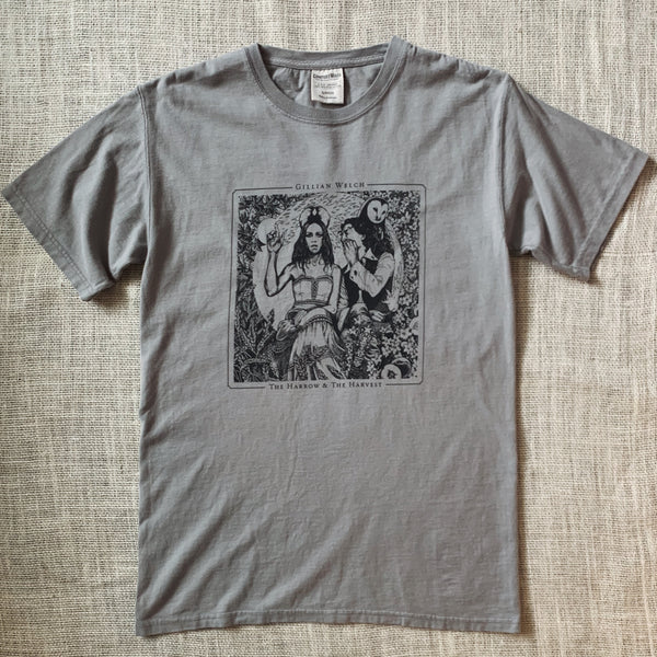 Slate Grey Harrow T