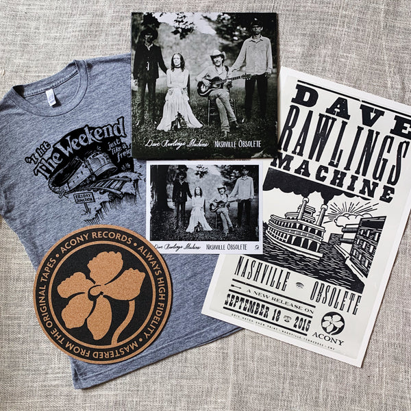 Nashville Obsolete LP Super Deluxe Bundle