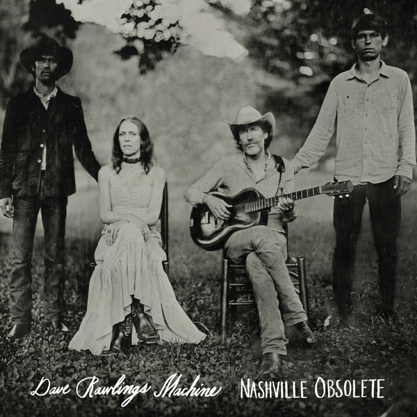 Nashville Obsolete - Digital Download