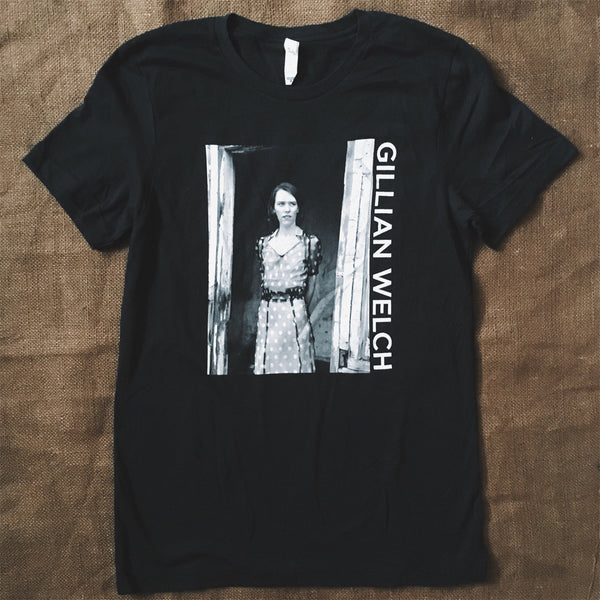 Gillian Welch Black Revival T