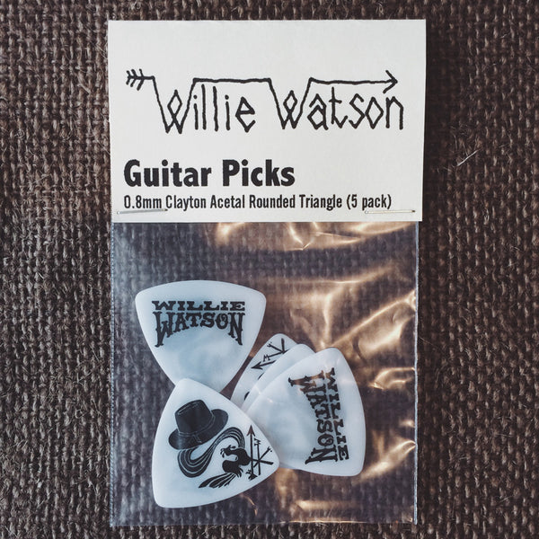 Willie Watson Pick Pack