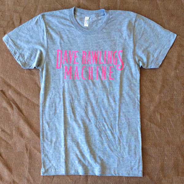 DRM Hot Pink Logo T
