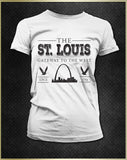 """St. Louis Gateway"" Women's T-Shirt"