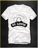 """St. Louis Born"" Men's T-Shirt"