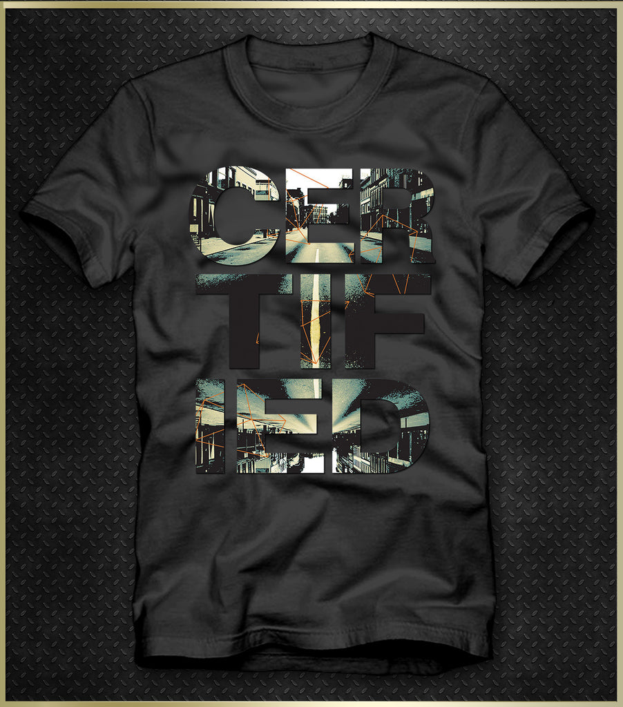 """Streetview"" Men's T-Shirt"