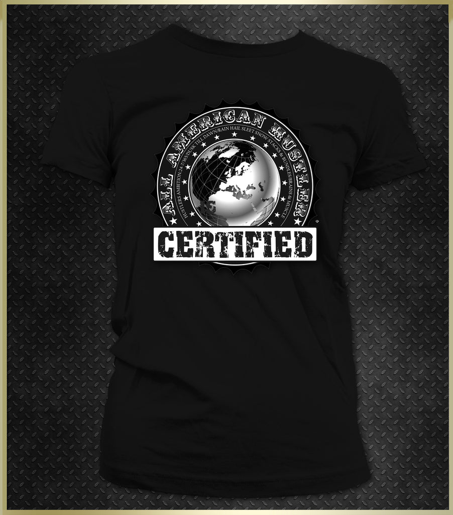 """Official Certified"" Women's T-Shirt"