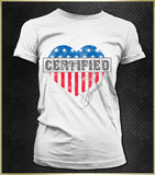 """American Dream"" Women's T-Shirt"
