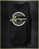 """Michigan"" Men's Tank Top"