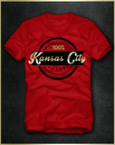 """Kansas City Logo"" Men's T-Shirt"