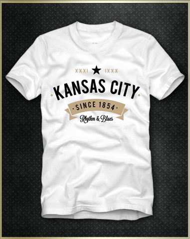 """Kansas City Rhythm"" Men's T-Shirt"