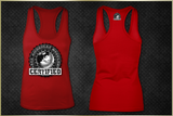 """Official Certified"" Women's Razorback Tank Top"