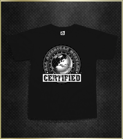 """Official Certified"" Kids T-Shirt"