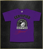 """Certified Apparel"" Kids T-Shirt"