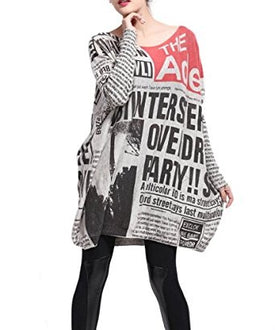 Newspaper Bag Shirt