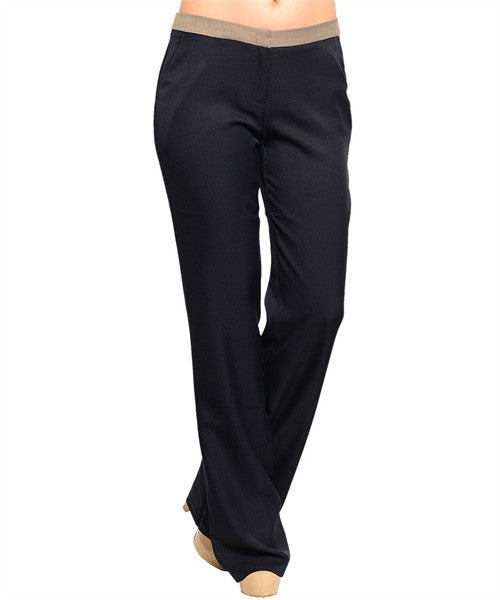 Studio Prestige Navy Blue Trousers