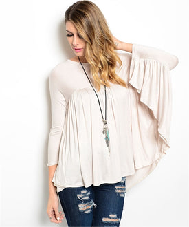 Sand Flare Top