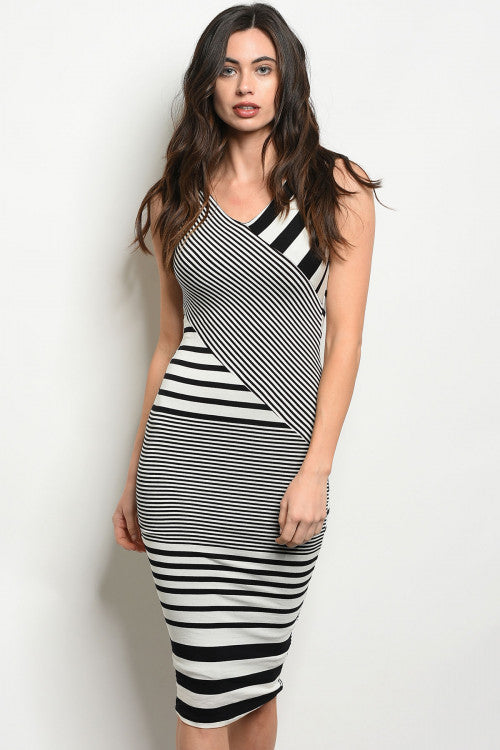 Tiff Tiff Dress Striped