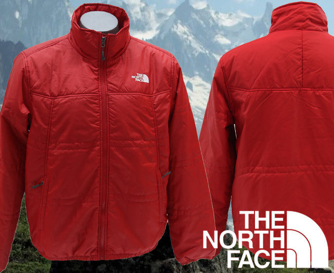 The North Face Mountain Liner Jacket - Red (Click to select size)